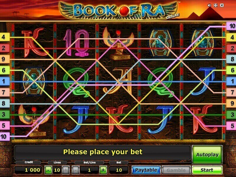 Book Of Ra Deluxe Free To Play