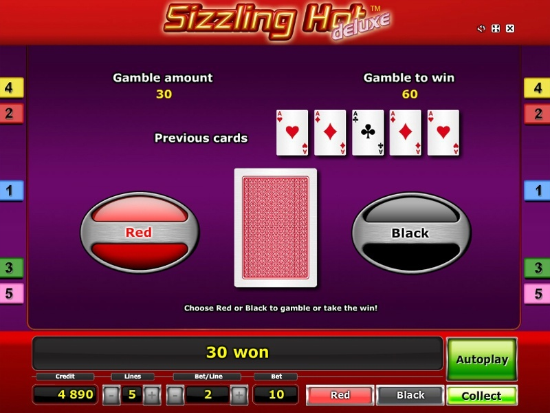 Sizzling Hot Play Free