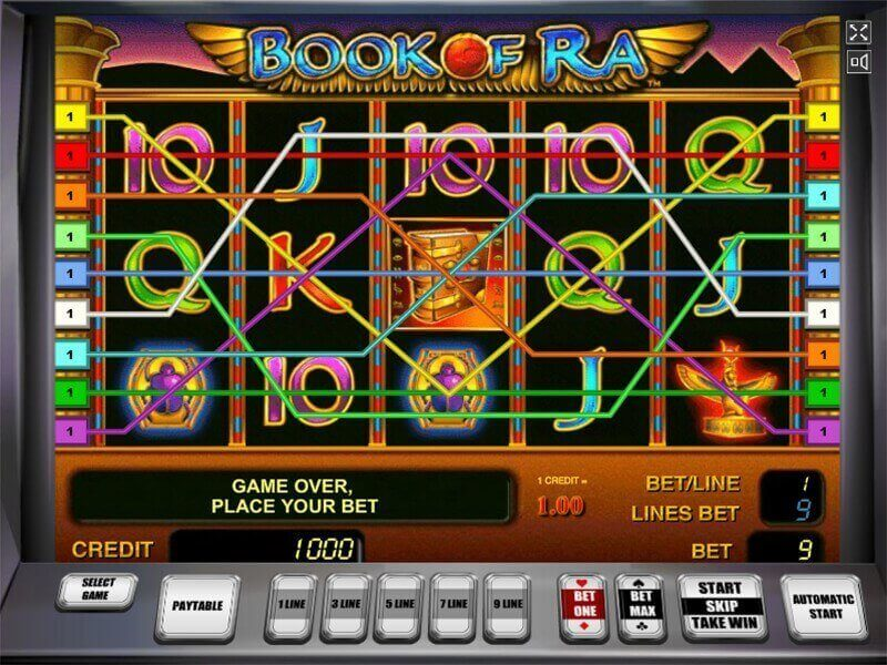 Book Of Ra Slot Play Online For Free