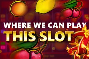 Top Rewards Playing Sizzling Hot Slot
