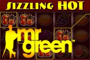 Sizzling Hot at Mr. Green